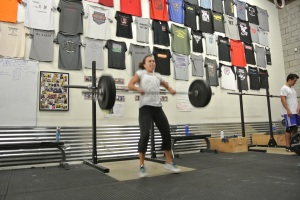 At CrossFit Elysium