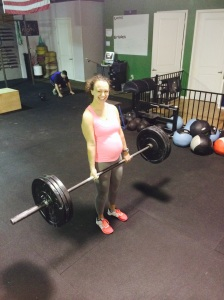 Deadlift 145#
