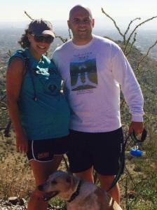 Family hike