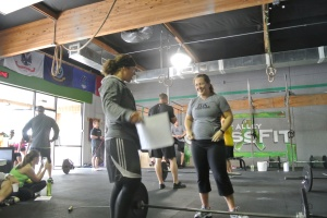 Setting 14.1 strategy with Coach Melissa