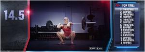 CrossFit Open 14.5