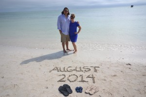 Hillmans announce their expected babe in Key West