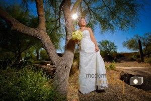 Sara's wedding day