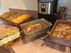Breakfast bread, paleo style
