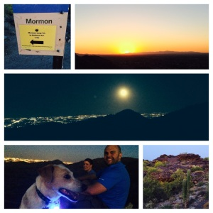 Full Moon Hike recap