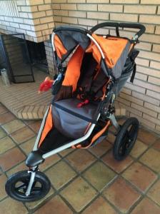 Stroller is ready!