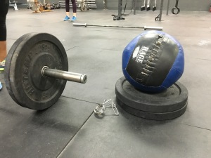 CrossFit Full Strength tools to success