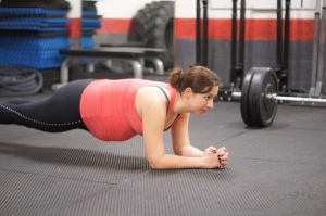 Planks - great core work!